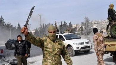 Photo de Afrin souffre à cause des factions pro-turques contre les Kurdes