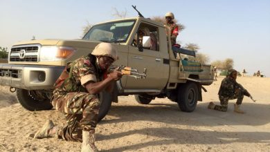 Photo of Boko Haram jihadists in deadly clash with army in southwestern Niger