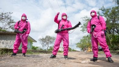 Photo of Brazil reports a record 881 deaths as Wuhan prepares to test 11m residents
