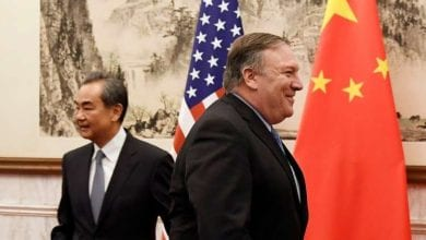 Photo of China: Pompeo 'evil' for suggesting virus leaked from Wuhan lab, and slams Trump for 'impeding virus fight' after claiming Beijing made a 'horrible mistake' – as war of words between rivals heats up