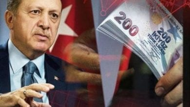 Photo of Coronavirus and Erdogan's mismanagement the reason after Turkey's lira hits its lowest level ever, investor fears over sinking economy