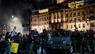 Des manifestations