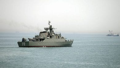 Photo of Dozens dead as Iranian destroyer accidentally one of the country's own warships after opening fire on it