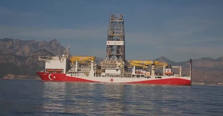 "Photo of EU condemns new Turkish gas drilling off Cyprus, accusing Ankara of ""escalating"" tensions"
