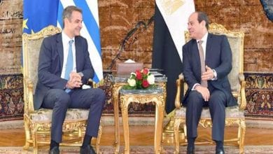 Photo of Egypt, Greece agree on rejecting 'foreign interference' in Libya