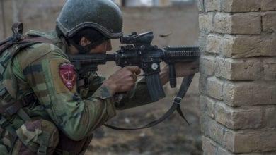 Photo of Eight Afghan Soldiers Die Fighting off Taliban Attack in Kunduz