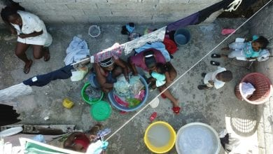 Photo of Haitians, die of hunger today or coronavirus tomorrow?