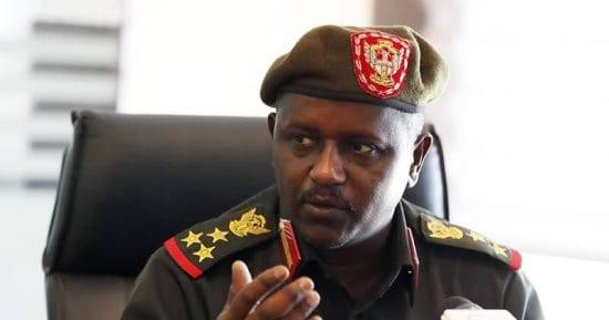L'armée soudanaise