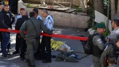 Photo de La police israélienne tue un Palestinien handicapé à Jérusalem occupée