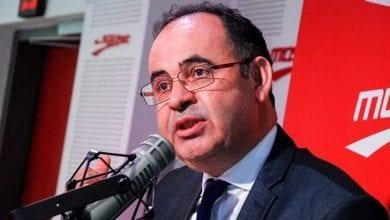 Photo de Mabrouk Korshid: Erdogan ne veut pas le bien de la Tunisie
