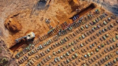 Photo of Manaus fills mass graves as Covid-19 hits the Amazon: 'Utter disaster'