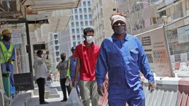 Photo of Migrant laborers protest in Qatar over unpaid wages