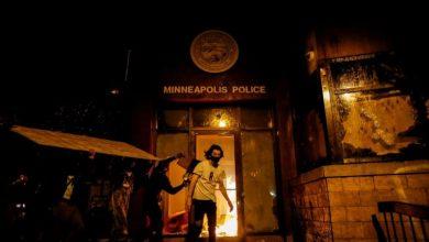 Photo de États-Unis: Les manifestations se poursuivent au Minneapolis