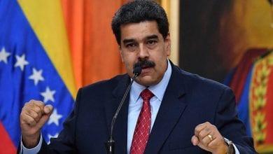 Photo de Nicolas Maduro: 13 terroristes arrêtés, dont deux Américains