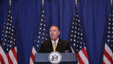 Photo of Pompeo: China stealing US research on COVID-19