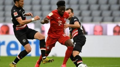 Photo of Road Runner' Davies dazzles as Flick betters Guardiola's Bayern record