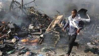 Photo of Somalia Blast Kills At Least 10 people and 12 wounded On Bus