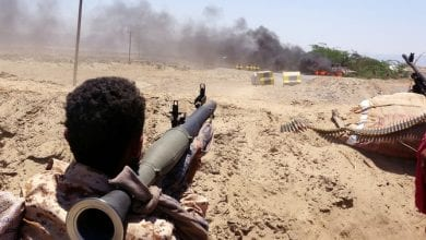Photo of Transitional Council: Fighting breaks out Abyan as Yemeni government forces push to recapture Aden