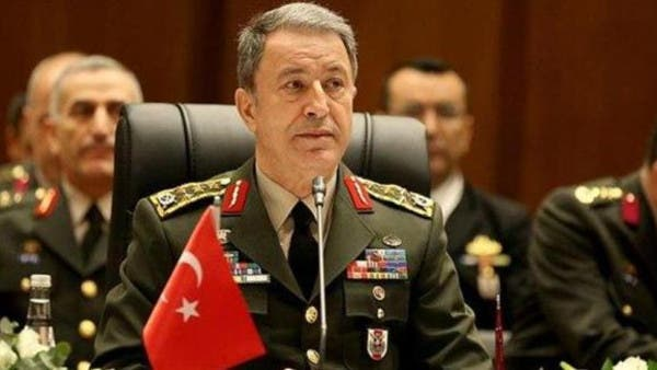 Photo of Turkish Defense Minister, Khulusi Akar: We interfered in Libya, the heart of the scales