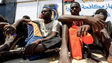 Photo de Un horrible massacre de migrants dans les zones contrôlées par le gouvernement Al-Sarraj