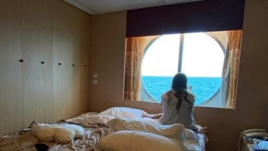 Photo of Virus crisis leaves thousands of cruise ship crew stuck at sea