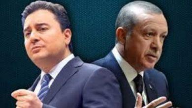 صورة علي باباجان يتهم أردوغان بتدمير الديمقراطية في البلاد وتشويه سمع تركيا