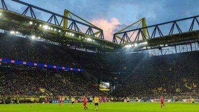 Photo de L'Allemagne:  la reprise à huis clos de son championnat de football en mai