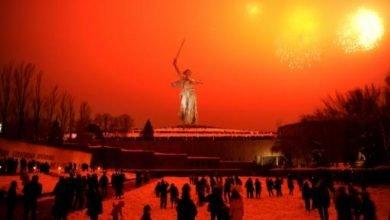 صورة روسيا تحتفل بالذكرى 75 للإنتصار على النازية