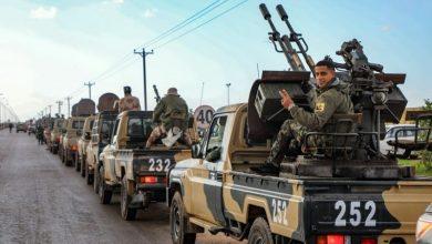 صورة الجيش الليبي ينسحب تكتيكياً من قاعدة الوطية