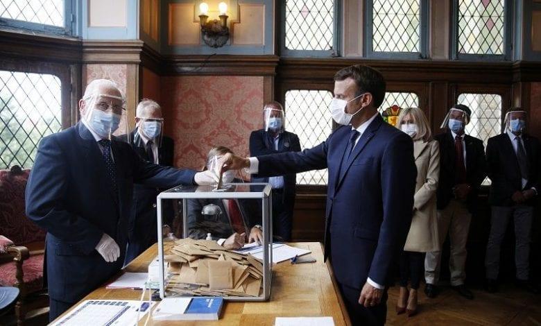 الدورة الثانية منالانتخابات البلدية في فرنسا