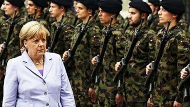 صورة الحكومة الألمانية توافق على مشروع قانون لطرد المتطرفين من الجيش