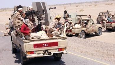 صورة القوات اليمنية المشتركة تنفي مشاركتها في أحداث أبين