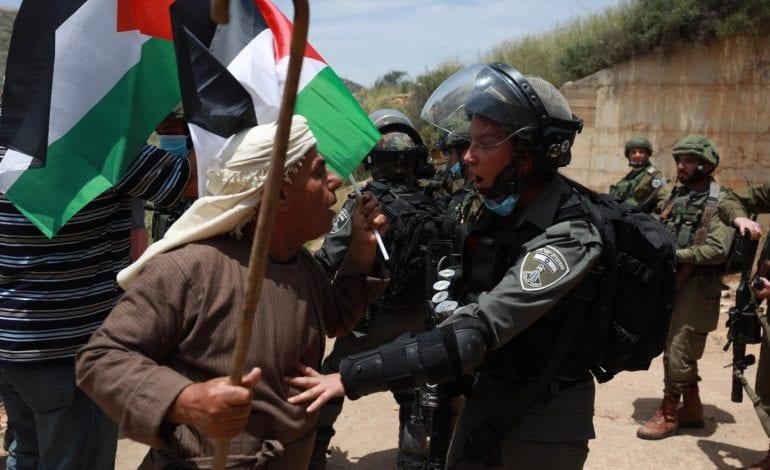 خطة الضم الاسرائيلية