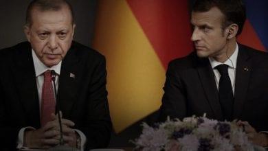 """صورة فرنسا تطلب من الاتحاد الأوروبي مناقشة غير """"ساذجة"""" للعلاقة مع النظام التركي"""