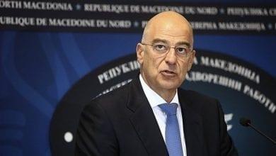 صورة اليونان ترفض المفاوضات مع النظام التركي تحت التهديد