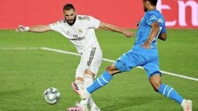 صورة ريال مدريد يحقق انتصاراً كبيراً على فالنسيا