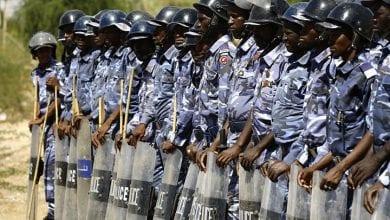 الأمن السوداني