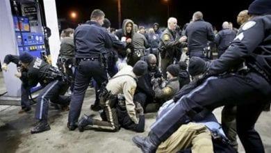 صورة الاتحاد الأوروبي مصدوم من الاستخدام المفرط للقوة مع الشعب الأمريكي