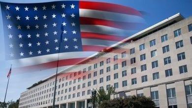 صورة الولايات المتحدة تدعم رغبة الليبيين في وضع حد للتدخل العسكري الأجنبي