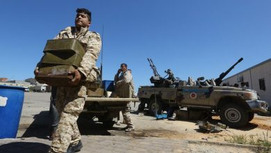 صورة الولايات المتحدة تدعو الأطراف الليبية لوقف النار واستئناف المفاوضات
