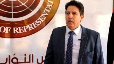 صورة استعدادات لمقاضاة النظام التركي دولياً على الجرائم والإنتهاكات التي يمارسها في ليبيا