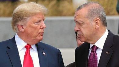 اردوغان ترامب