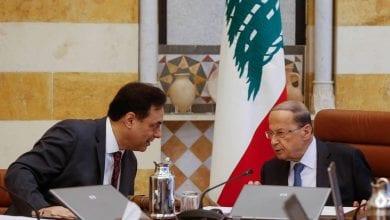 صورة الرئيس اللبناني يحذر من التحركات المشبعة بالنعرات الطائفية والمذهبية
