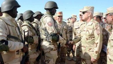 صورة الجيش المصري يعلن استعداده القتالي لتأمين حدود البلاد