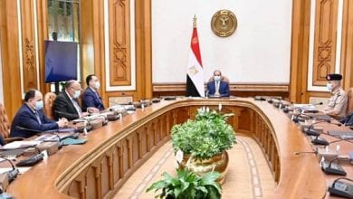 Photo of Al-Sisi: Egypt rejects any unilateral action violating its Nile water rights