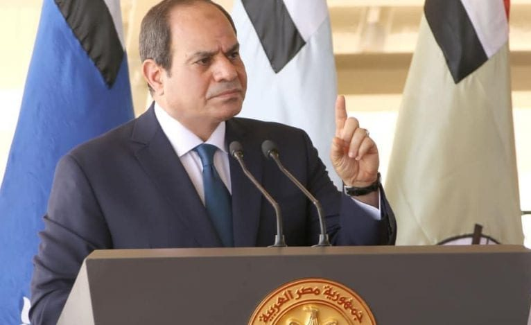 Photo of Al-Sissi: Toute intervention directe de l'Egypte en Libye est légitime