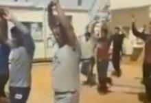 صورة فيديو تعذيب العمال المصريين على يد ميليشيات السراج يثير غضب المصريين
