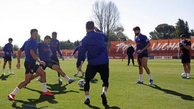 Photo de Championnat d'Espagne: Les équipes ont repris l'entraînement collectif