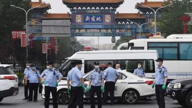 Photo of China locks down Beijing neighbourhoods to contain spread of Covid-19 cluster
