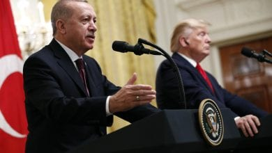 Photo of Erdoğan, Trump discuss Libya, US protests in phone call